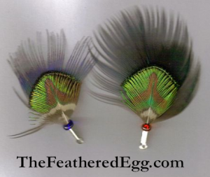 Feather Jewels at The Feathered Egg