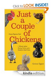 Just A Couple Of Chickens is now available on Kindle! (and as ePUB!)